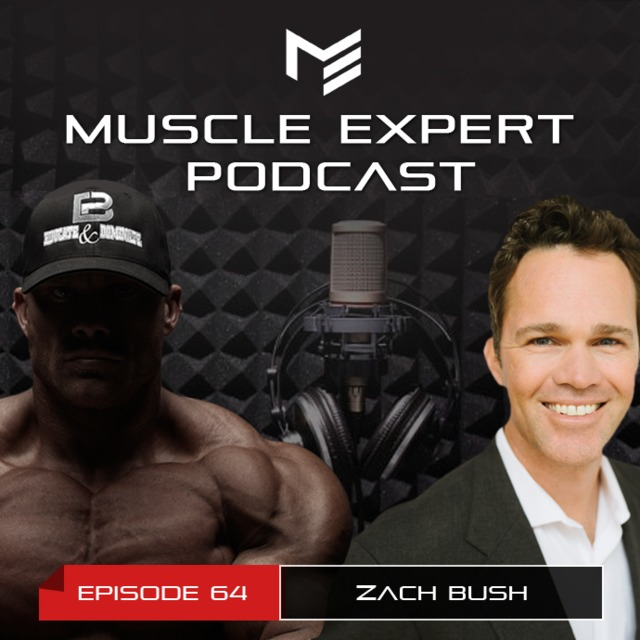64 - Zach Bush MD, On hydration & gut health for faster muscle gains ...
