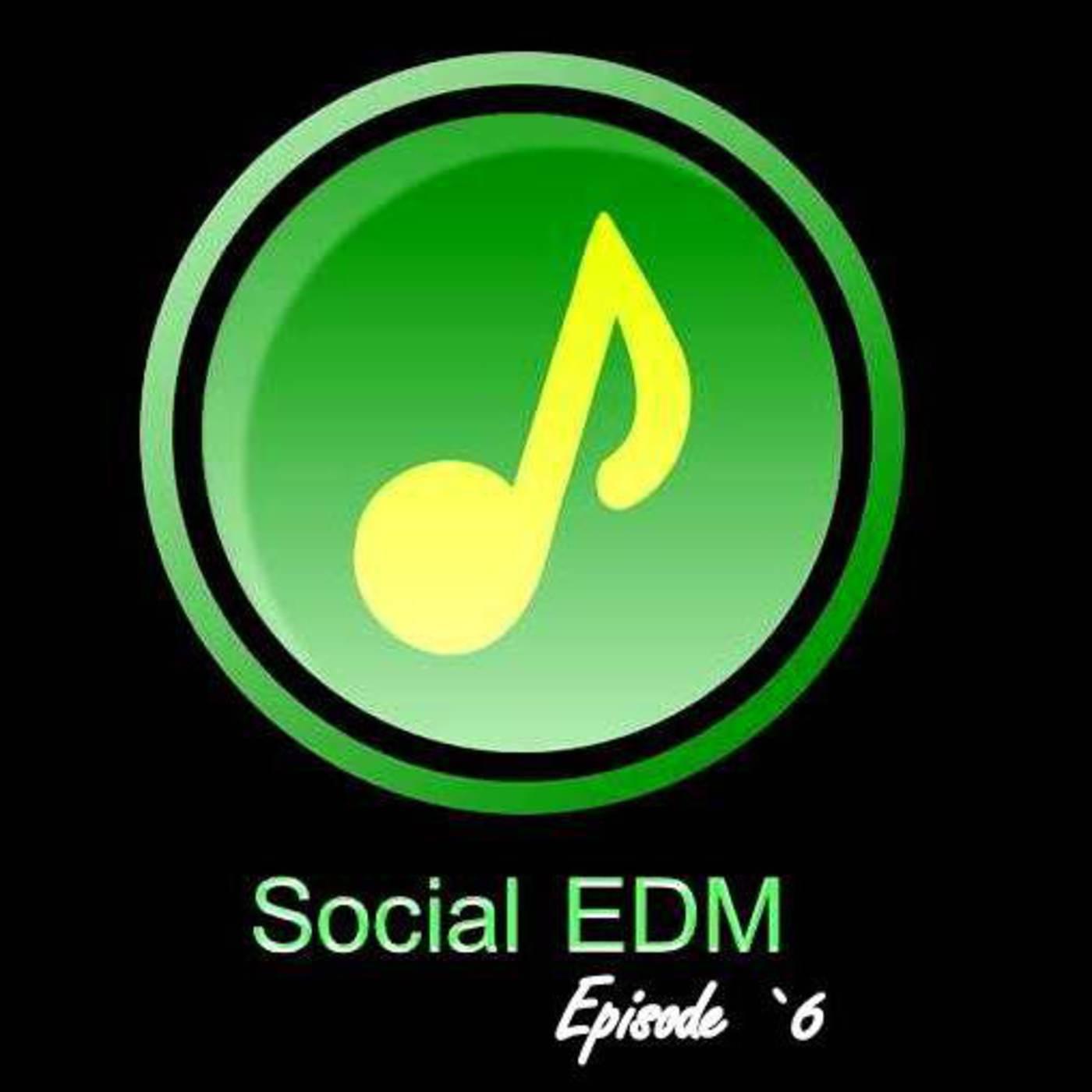 Koma Salazar - Social EDM Podcast