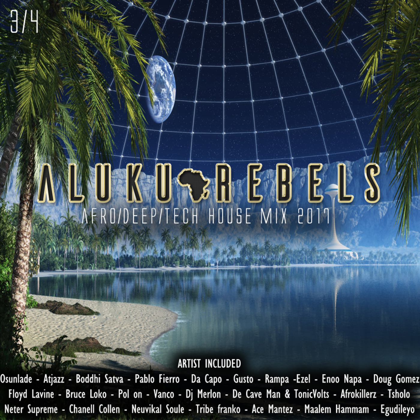 Aluku Rebels/Records (African Deep/Electronic House Music) – Podcast