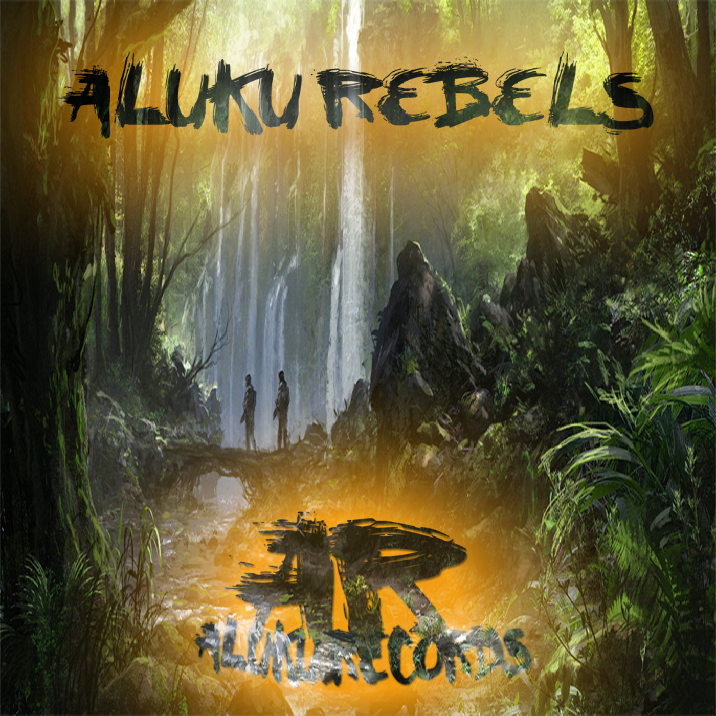 Midnight in morobosi aluku rebels tribal ancestral for House music lovers