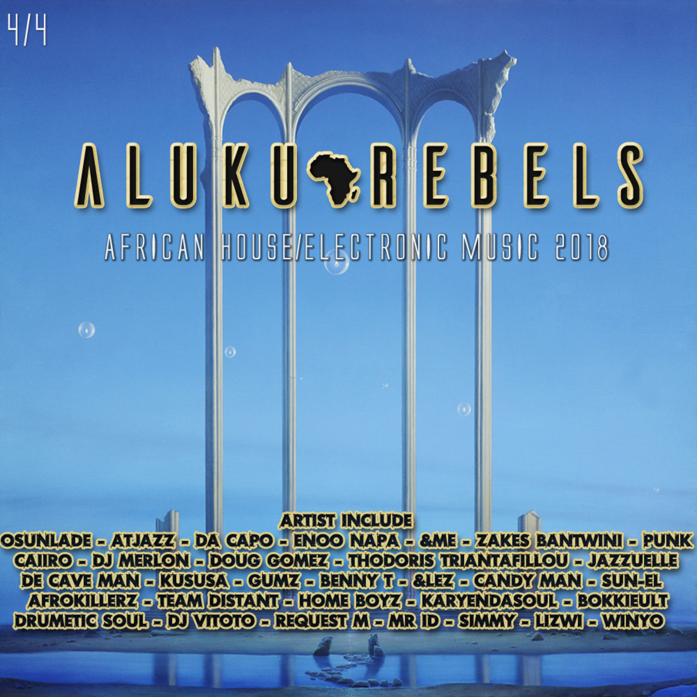 Marduk Dreams By Aluku Rebels (Afro/Deep/Techno/Soulful