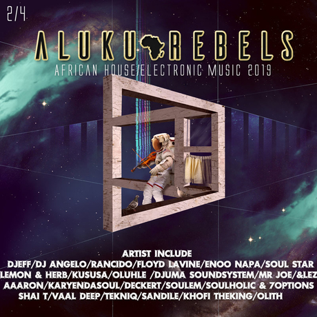 Aluku Rebels/Records (African Deep/Electronic House Music) | Free