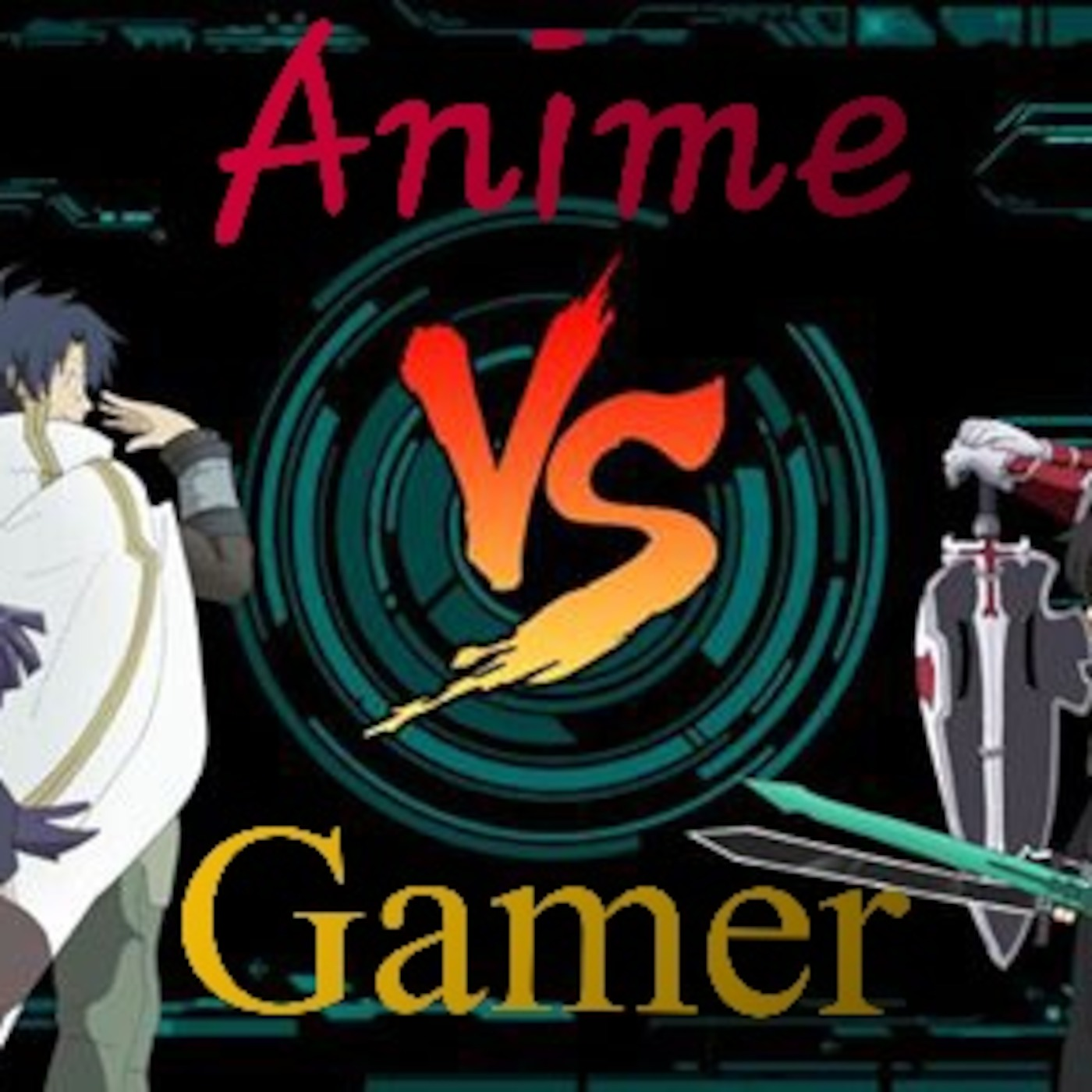 Anime Vs Gamer