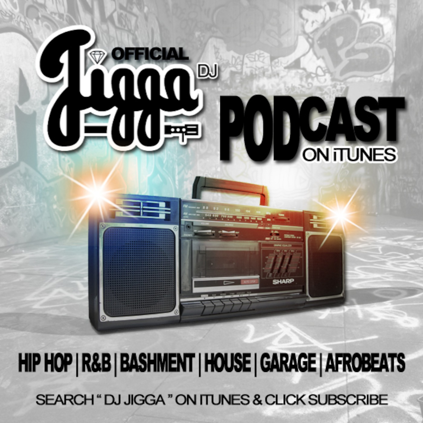 DJ JIGGA Podcast Mixes