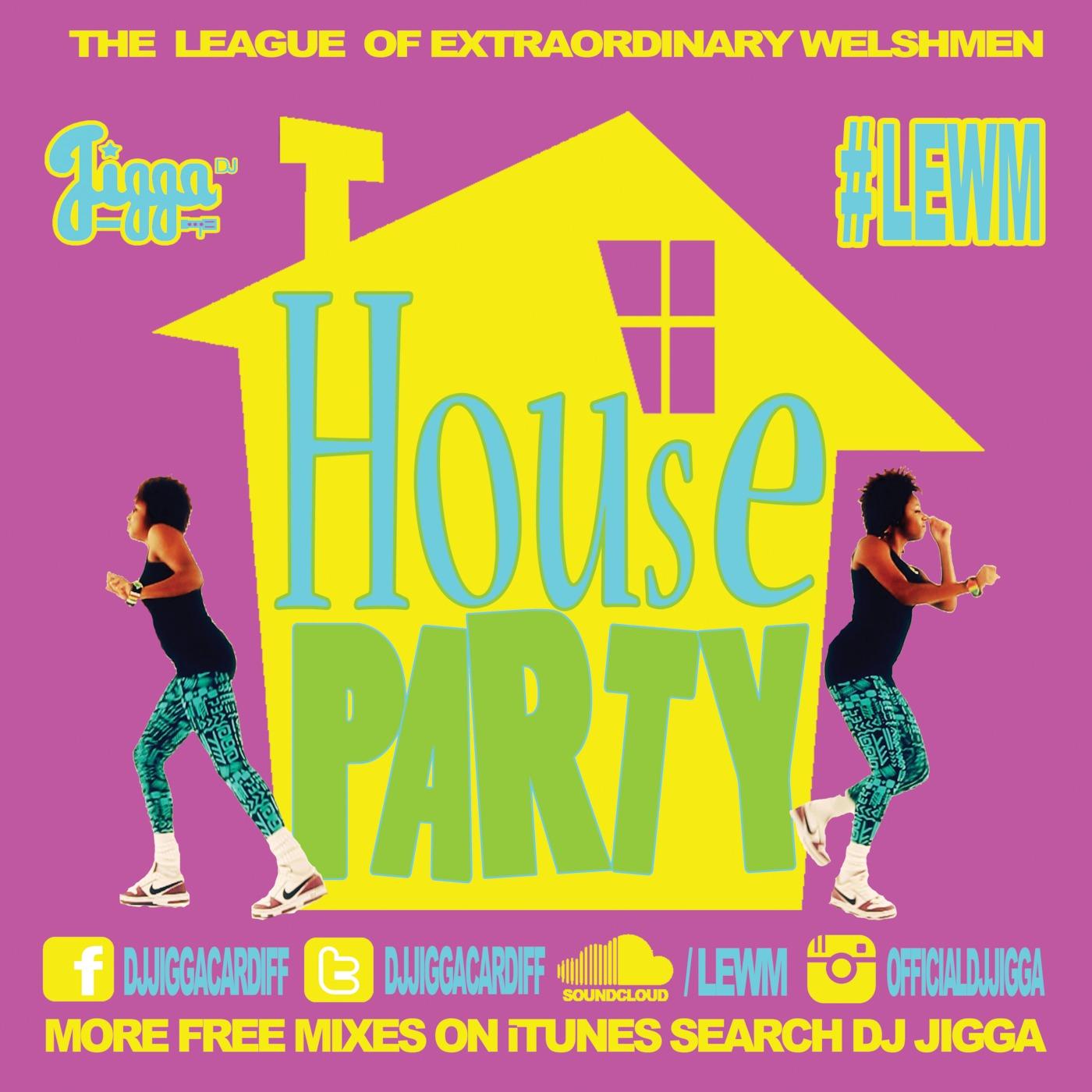 DJ JIGGA Podcast Mixes | Listen Free on Castbox