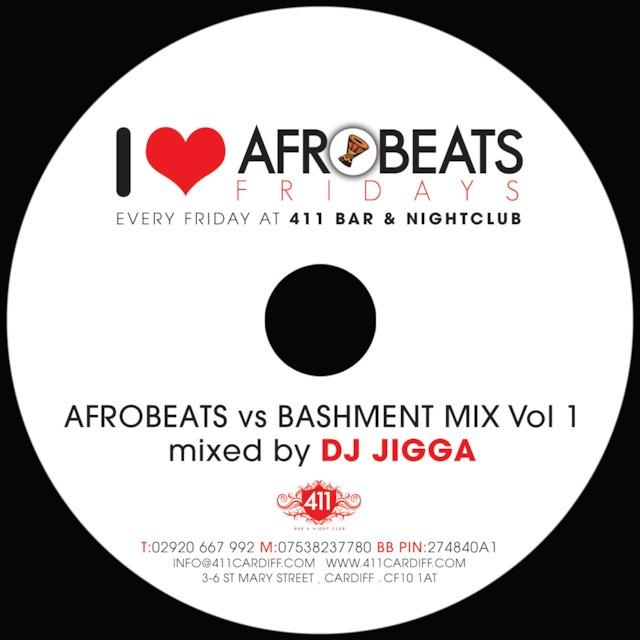 DJ JIGGA PRESENTS AFROBEATS VS BASHMENT VOL 1