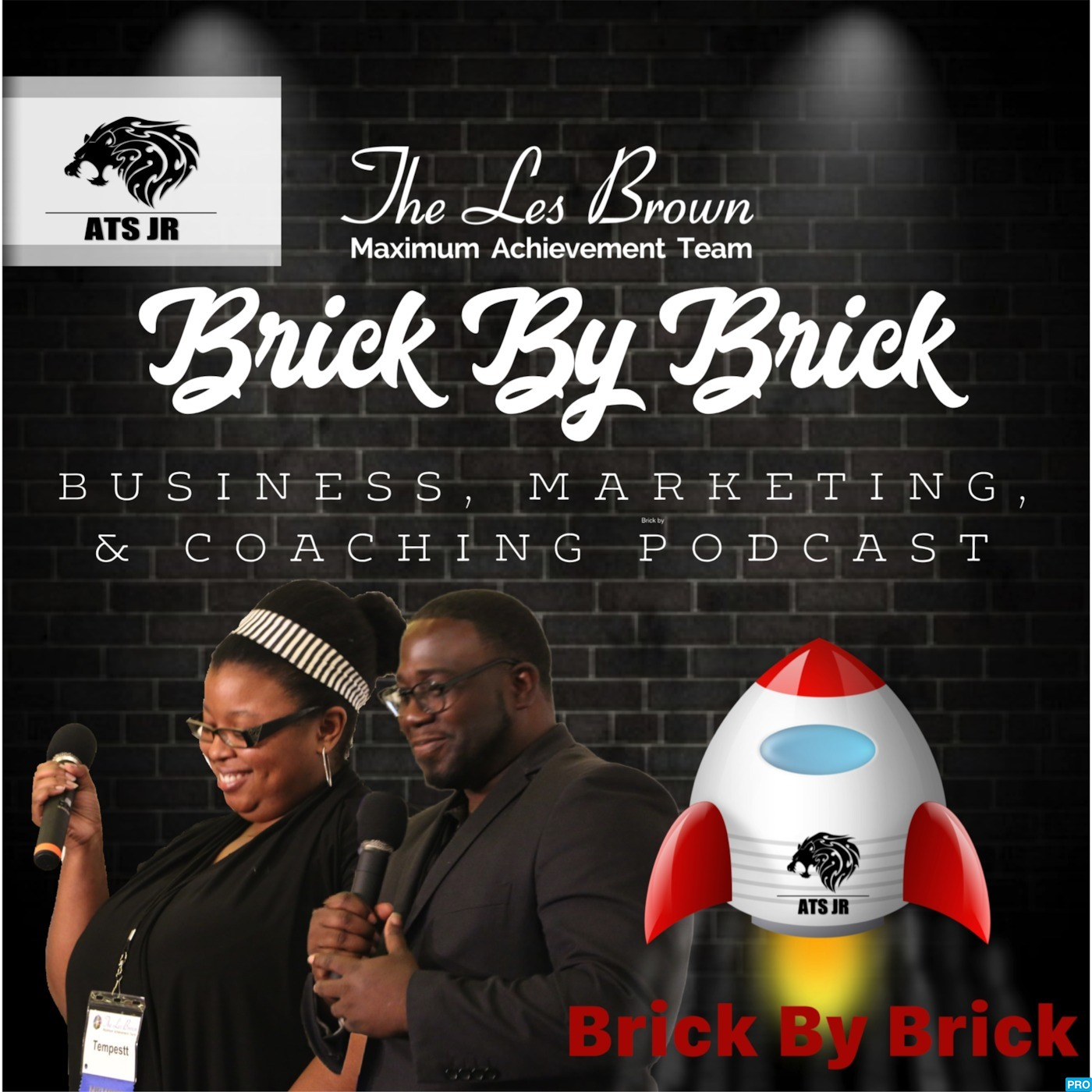 Brick By Brick - with Antonio T. Smith Jr. and Tempestt Smith