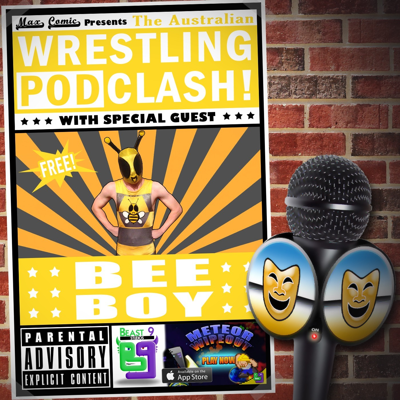 Wrestling PodClash!