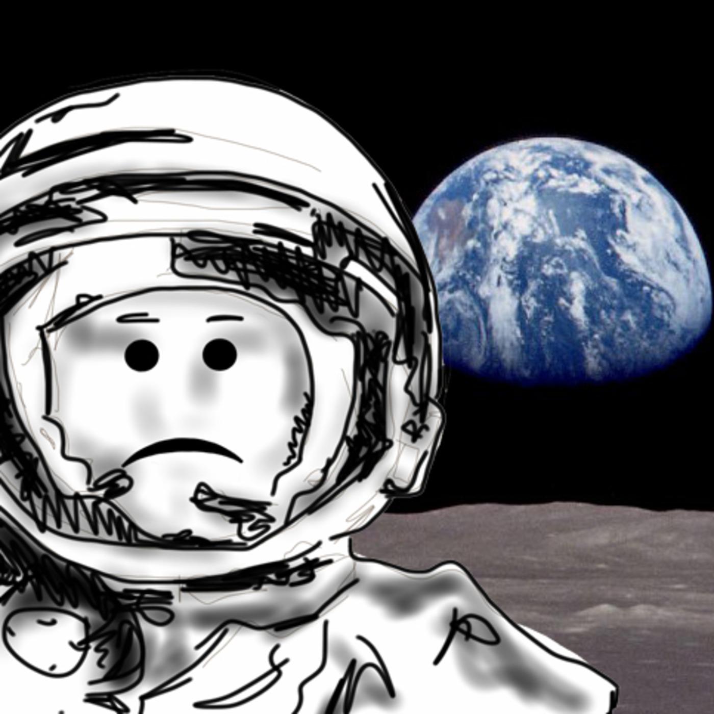 Moonageddon - Moon Blog 1