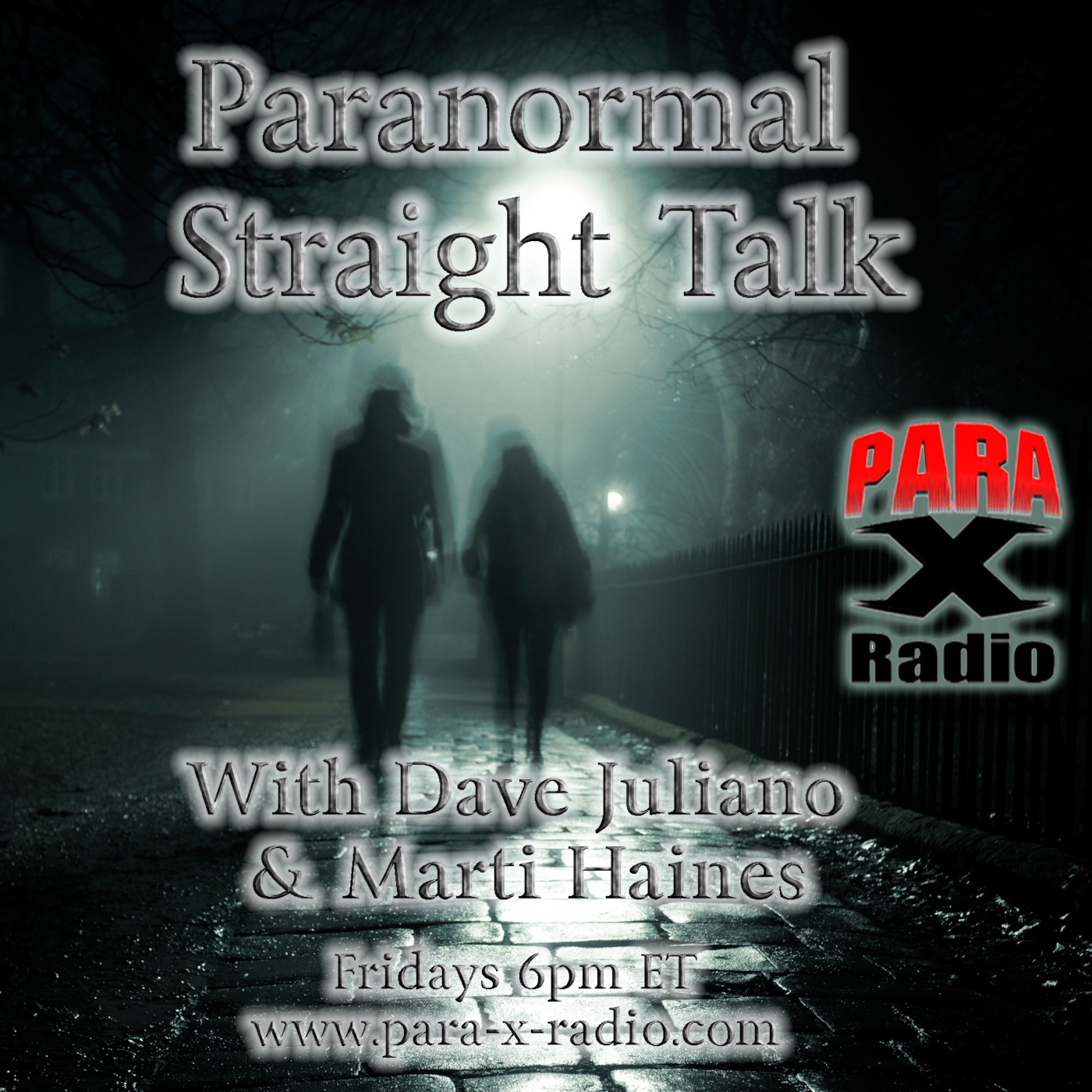 Paranormal Straight Talk Podcast
