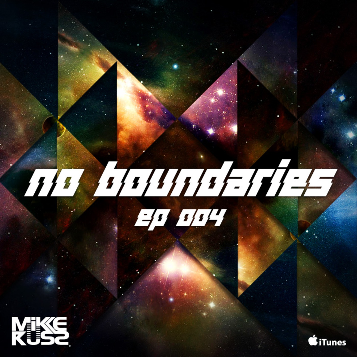 Mike Russ Presents: No Boundaries