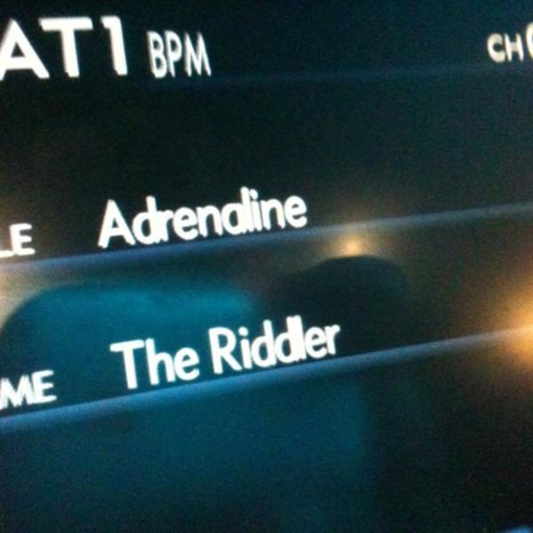 ADRENALINE 32 DJ RIDDLER