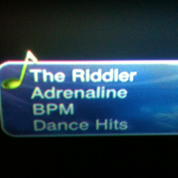 ADRENALINE 43 DJ RIDDLER