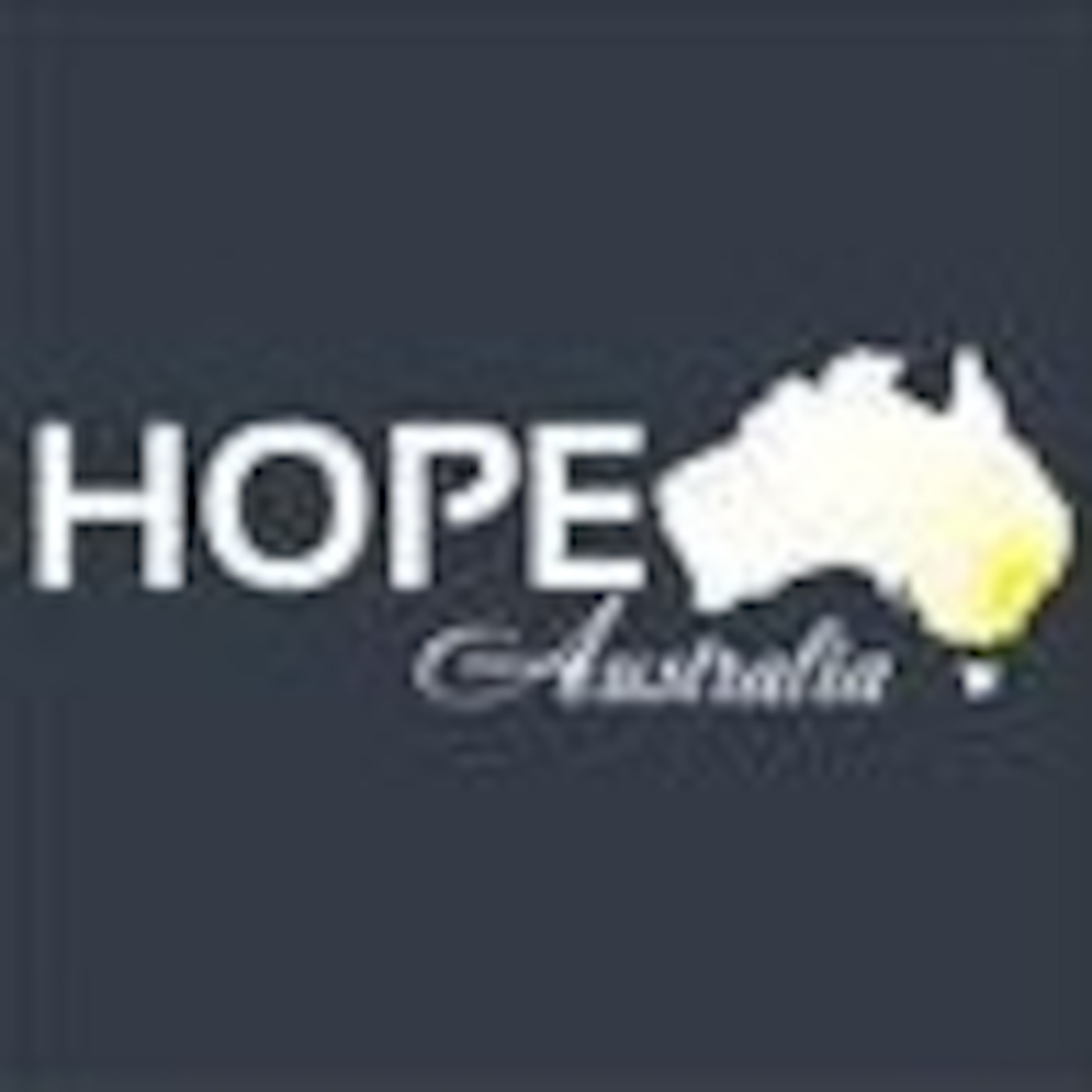 Hope Australia Ausgust 2015 Message