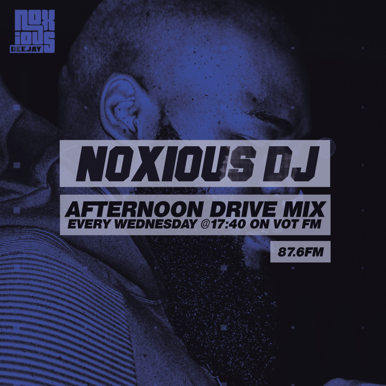 Noxious DJ - VOT FM Afternoon Drive 28-04-21