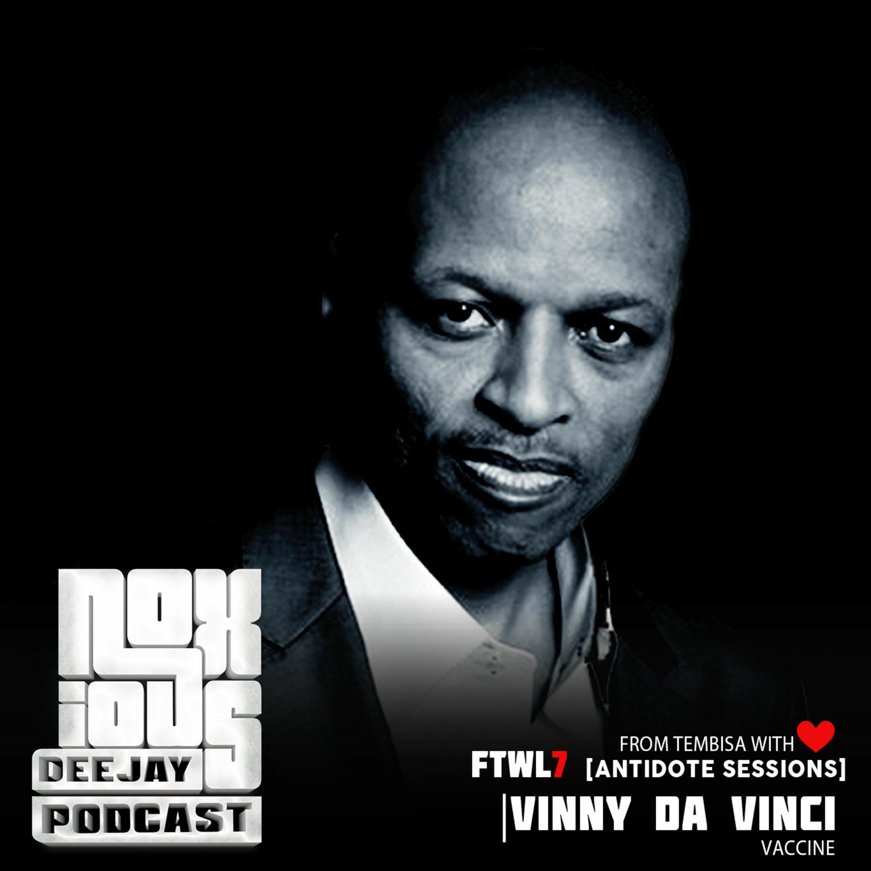 FTWL7 [Antidote Sessions] Vinny Da Vinci Vaccine