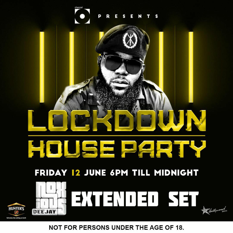 #LockDownHouseParty 12.06.2020 [Noxious Dj Extended Set]