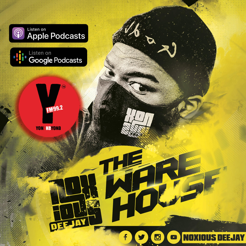 #TheWarehouse On YFM [Noxious Dj Extended Set]