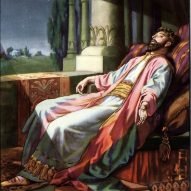 967 BC: King Solomon the Wise