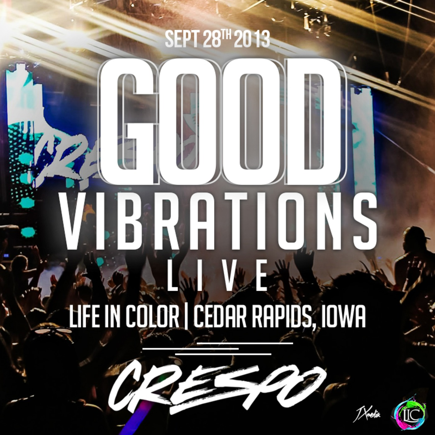 Crespo Presents: Good Vibrations Radio
