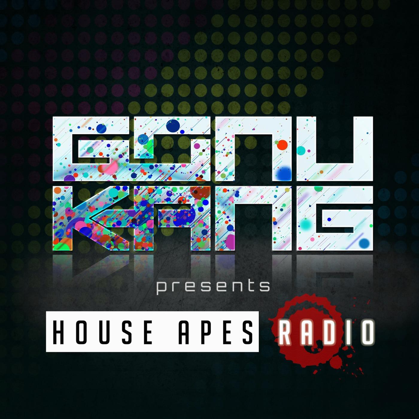 Gonu Kang - House Apes Radio