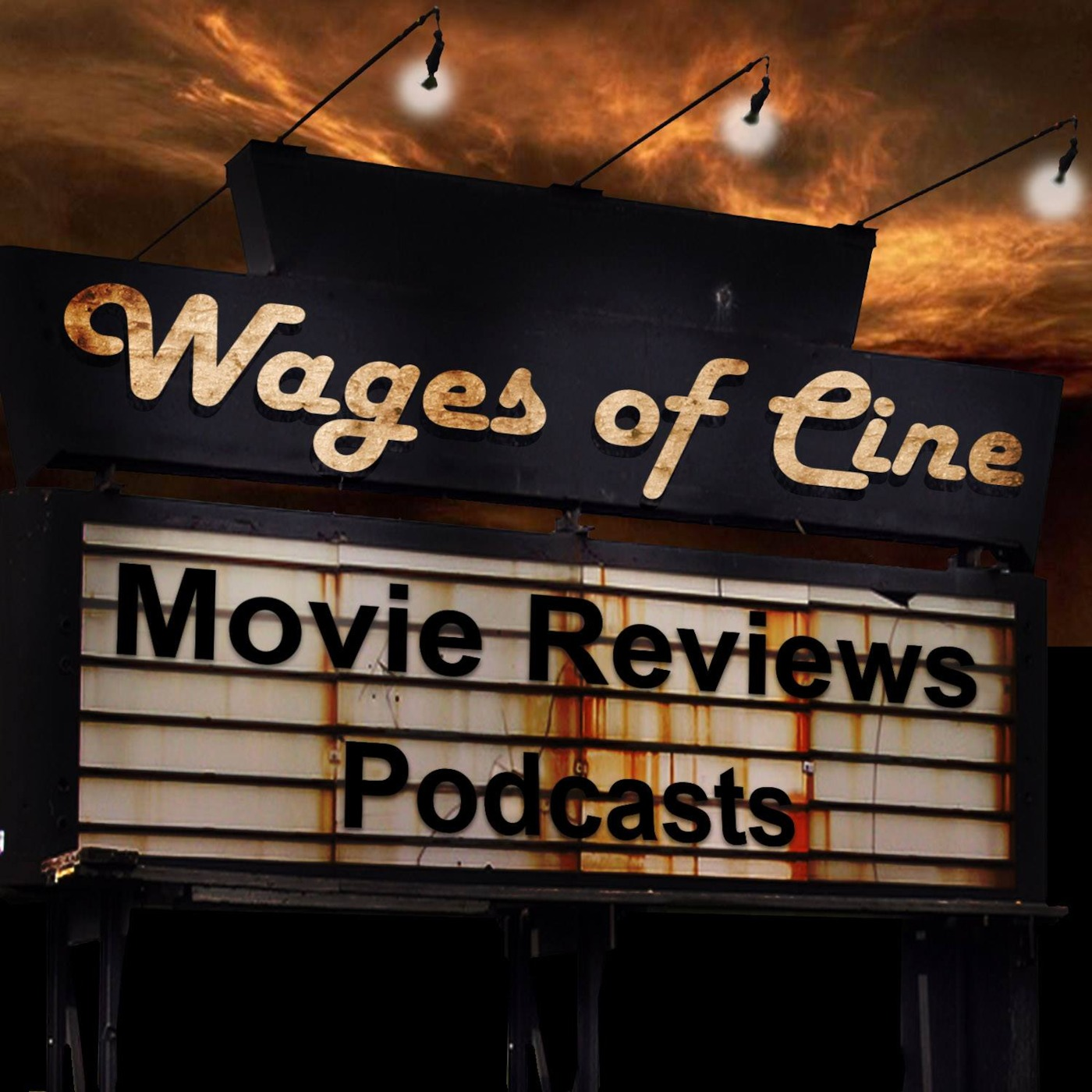 Wages of Cine Podcast