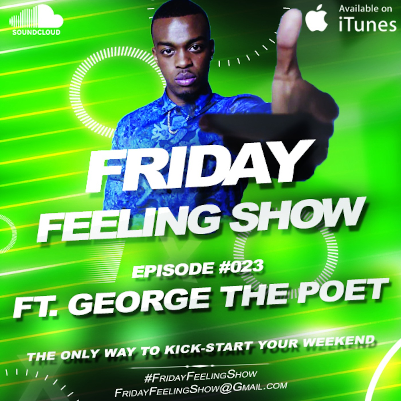 Friday Feeling Show Podcast
