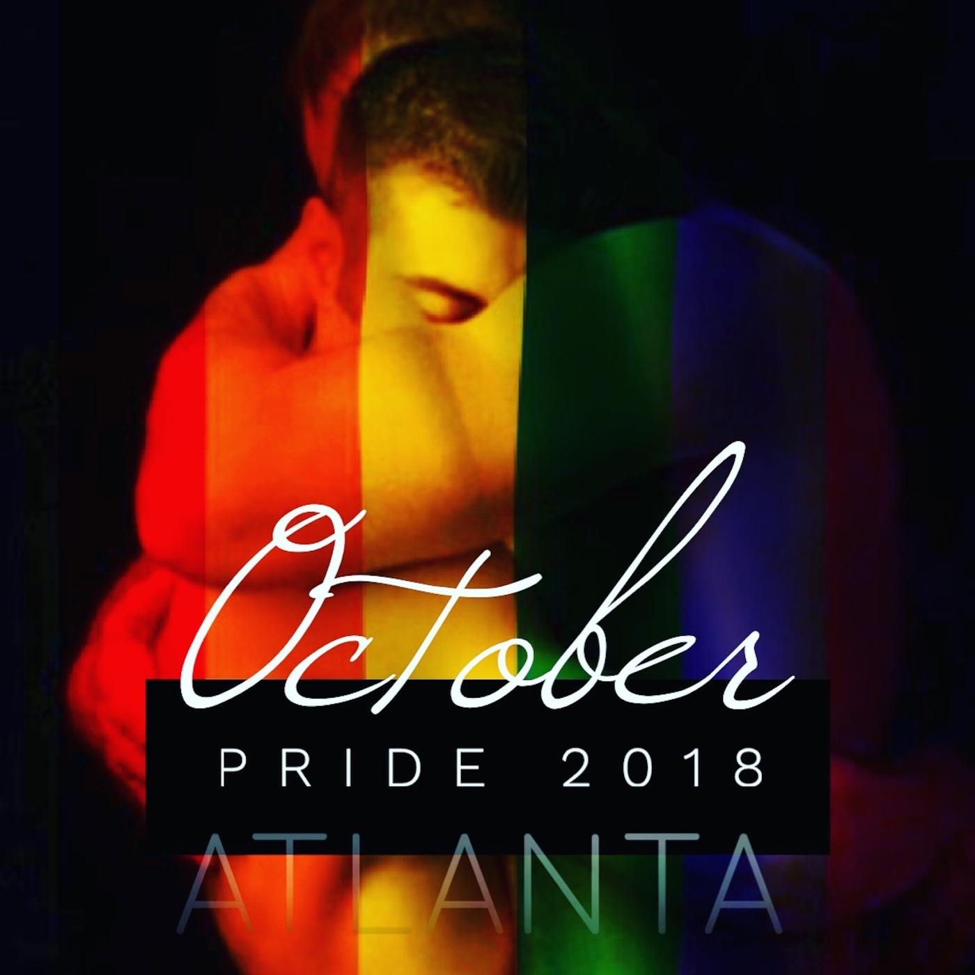 October Pride Mix 2018 - Atlanta DJ Allure: The Sessions podcast