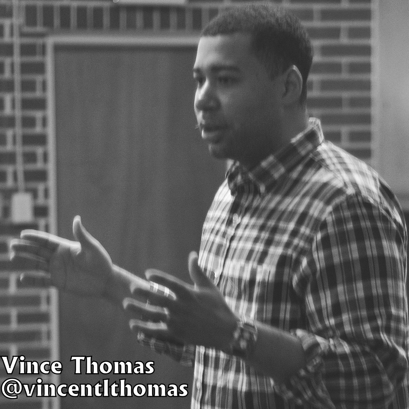 Vince Thomas Podcast
