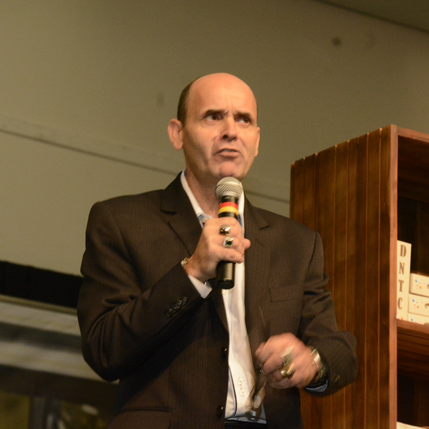 Rev. Marcos Soares Ferreira's Podcast