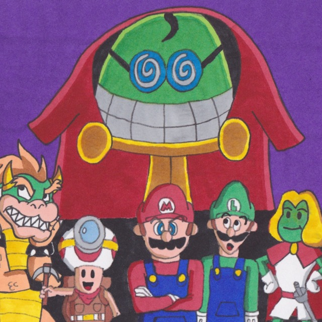 the mario bros show the rise of fawful