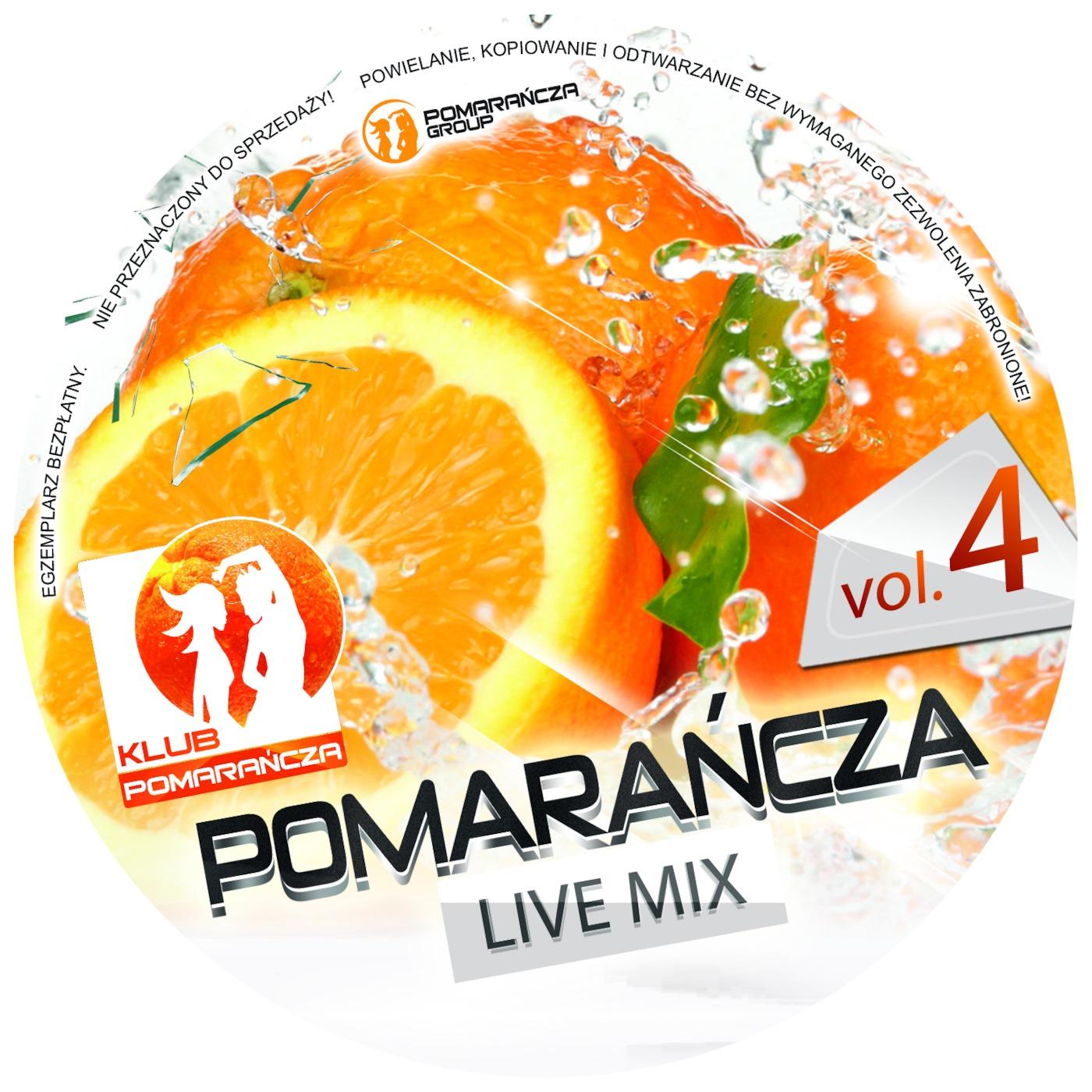 Pomarancza Live Mix (mixed by S-MOON)