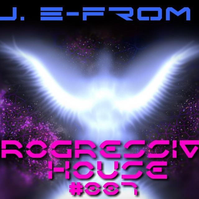 D J  E-FROM V  - PROGRESSIVE HOUSE MIX #007