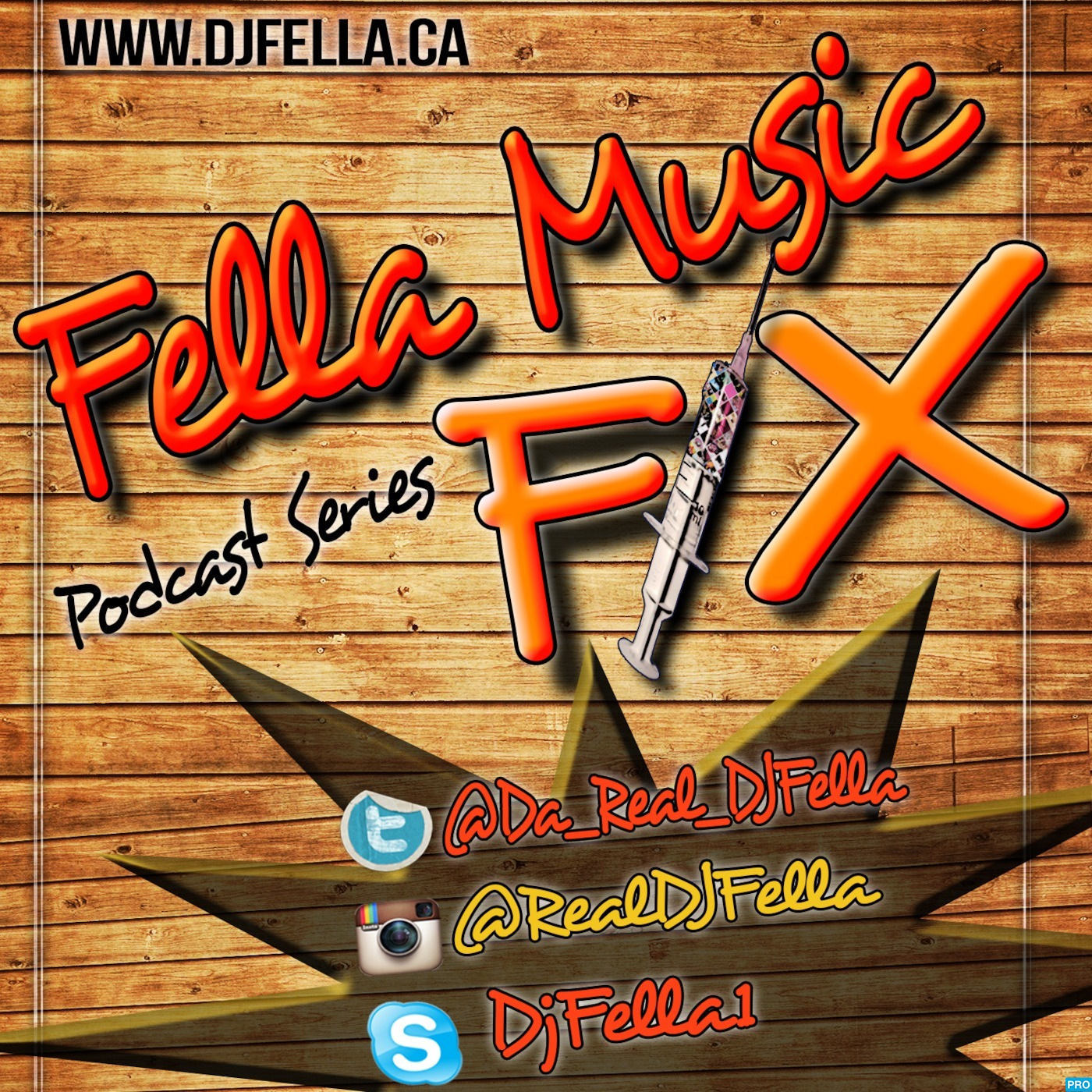 Dj Fella's Podcast