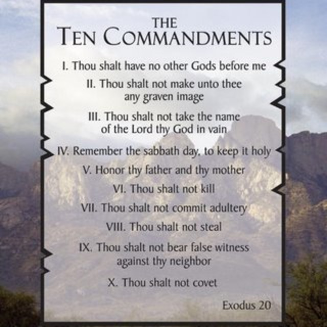 10 Commandment Series: Law of Love (part 2)
