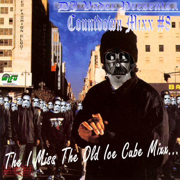 The Countdown Mixx #8 The I Miss the old Ice Cube
