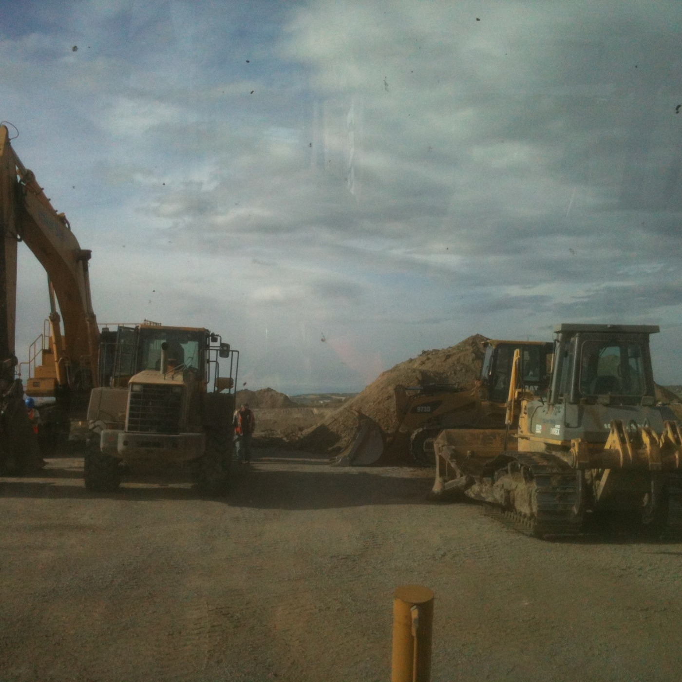 The Heavy Equipment Radio Podcast