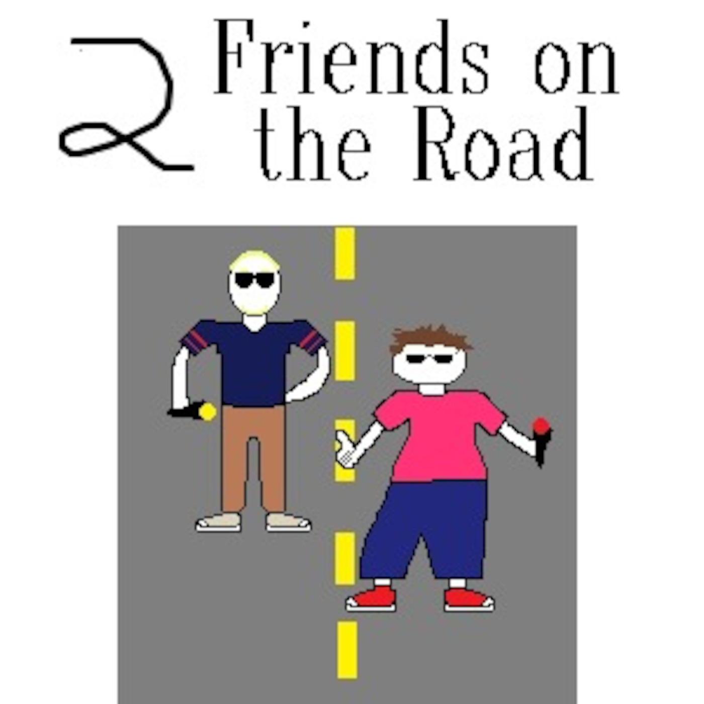 2 Friends On The Road