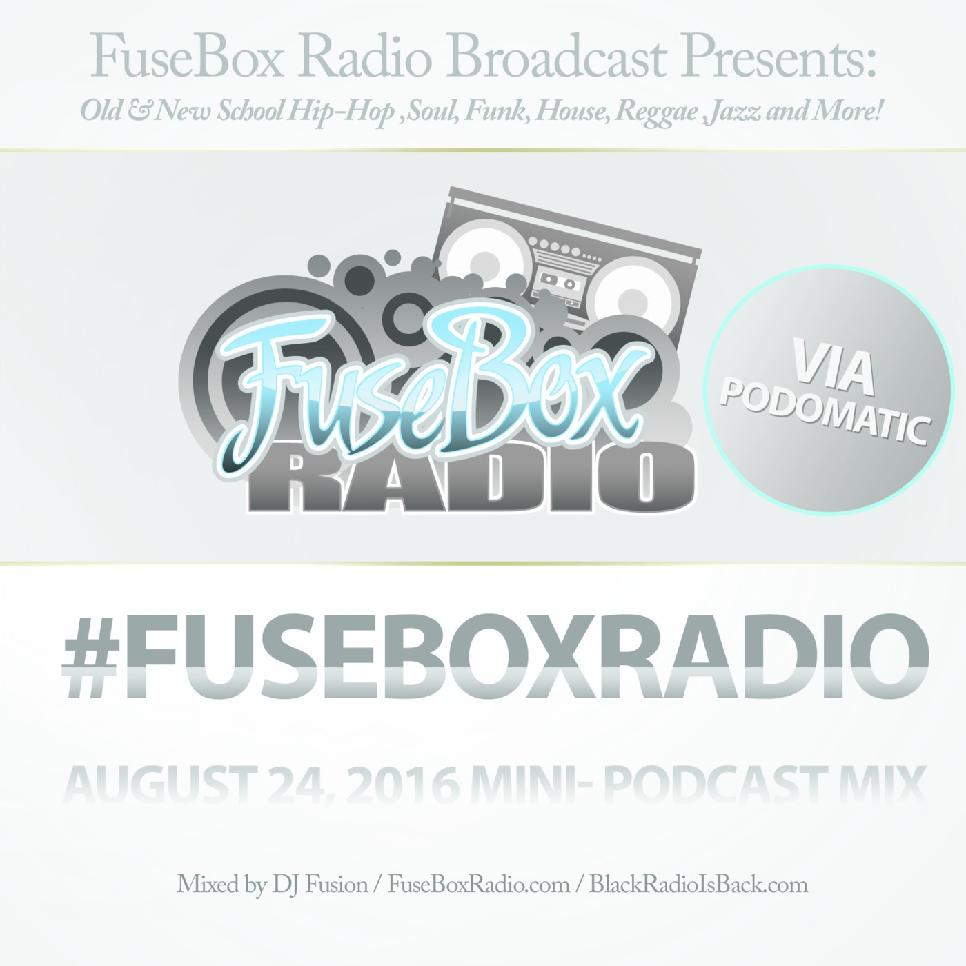 Fusebox Radio 494 When Your Shows Intro Dies Via The Cloud Fuse Box Ads Itunes Pic