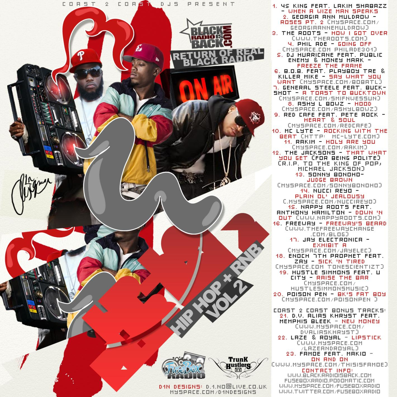 Fusebox Radio  518  Return Of Real Black Radio Vol  2 By Dj Fusion  Flashback Episode  Week Of