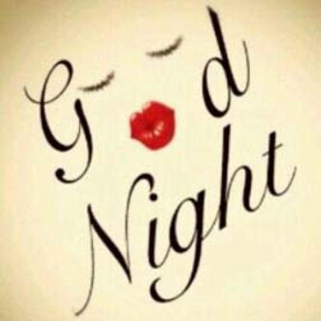 Goodnight kiss pics