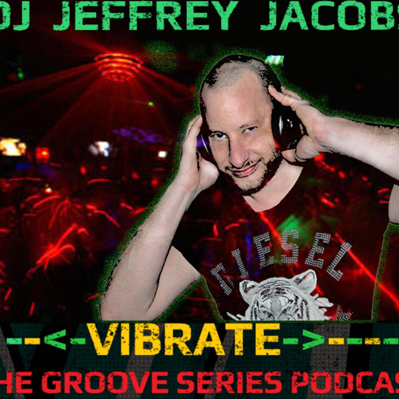 DJ Jeffrey Jacobs Groove Series podcast