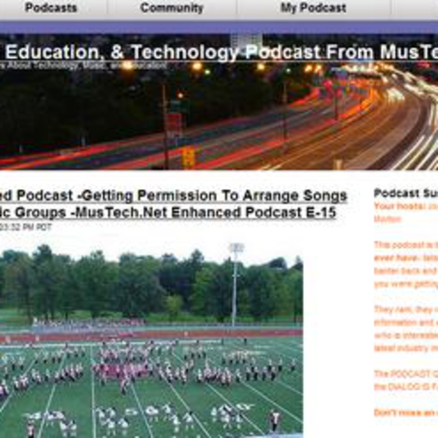 A Whole New Season Of Music, Education, And Technology Podcasts -MusTech.Net E-16