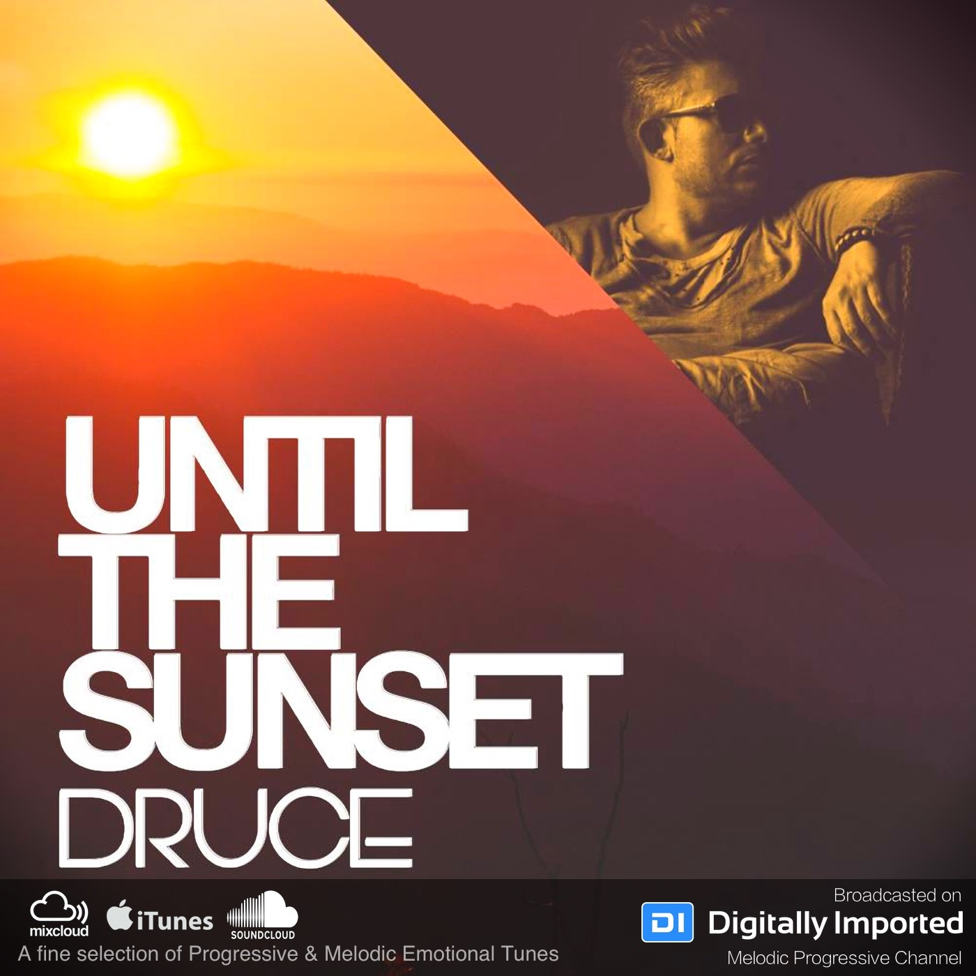 Until The Sunset by DRUCE