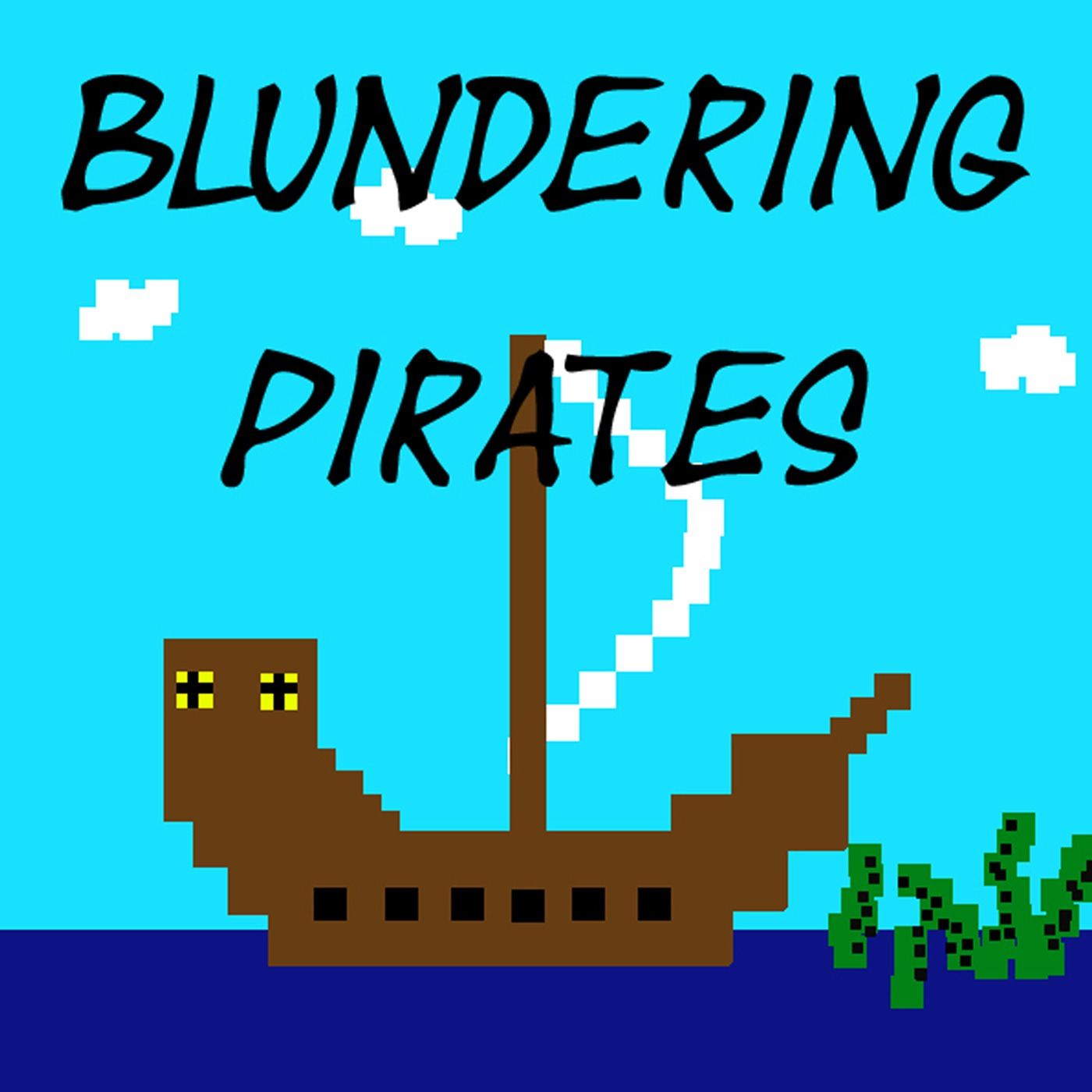 The Blundering Pirates