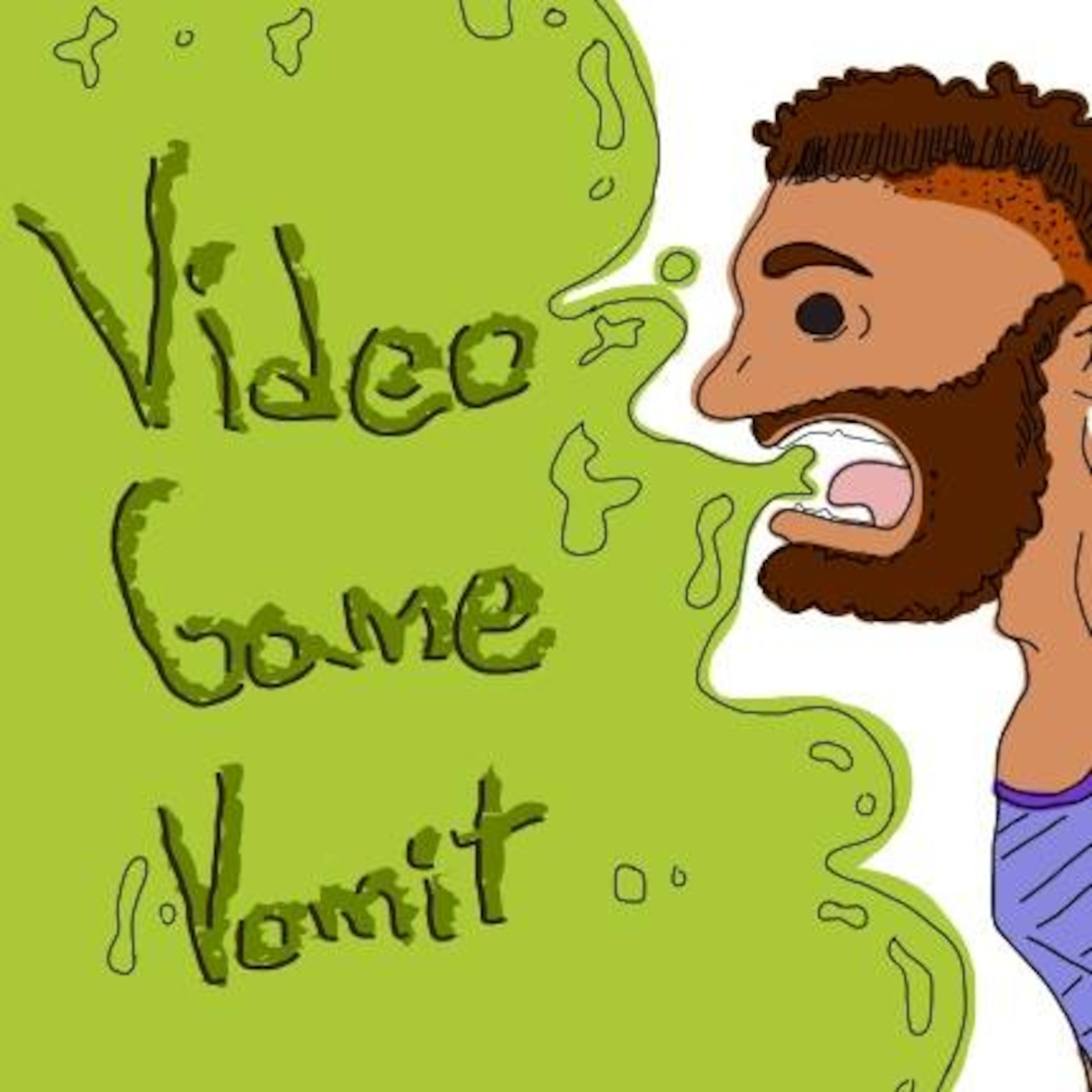 Video Game Vomit
