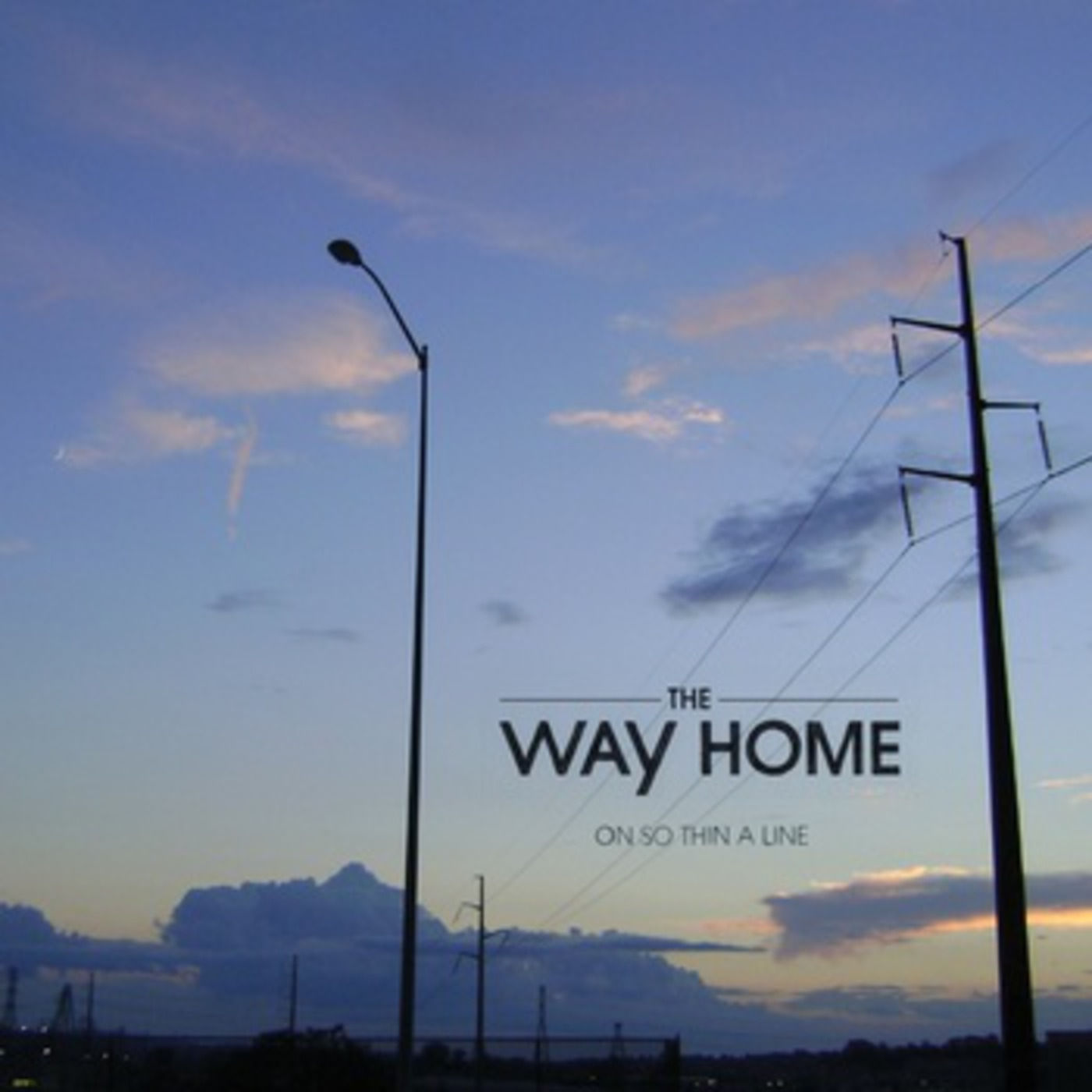The Way Home - Boundary Blurring