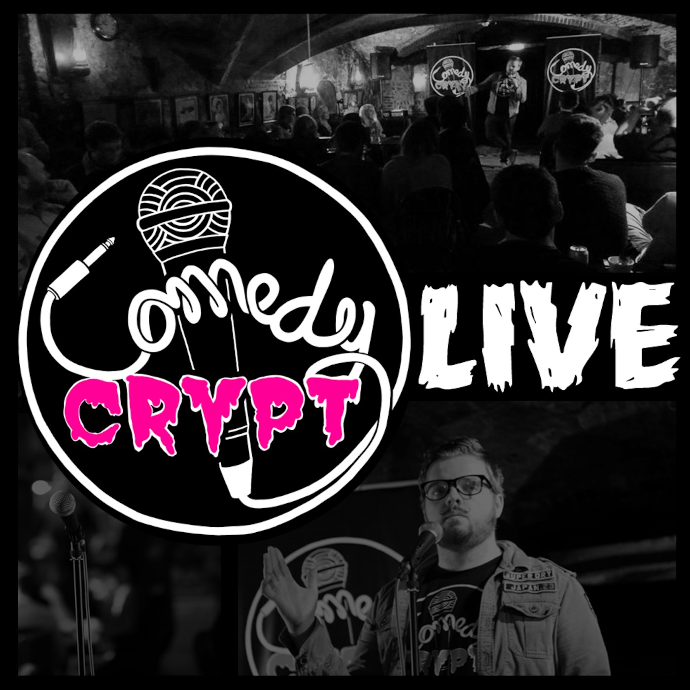 Comedy Crypt LIVE