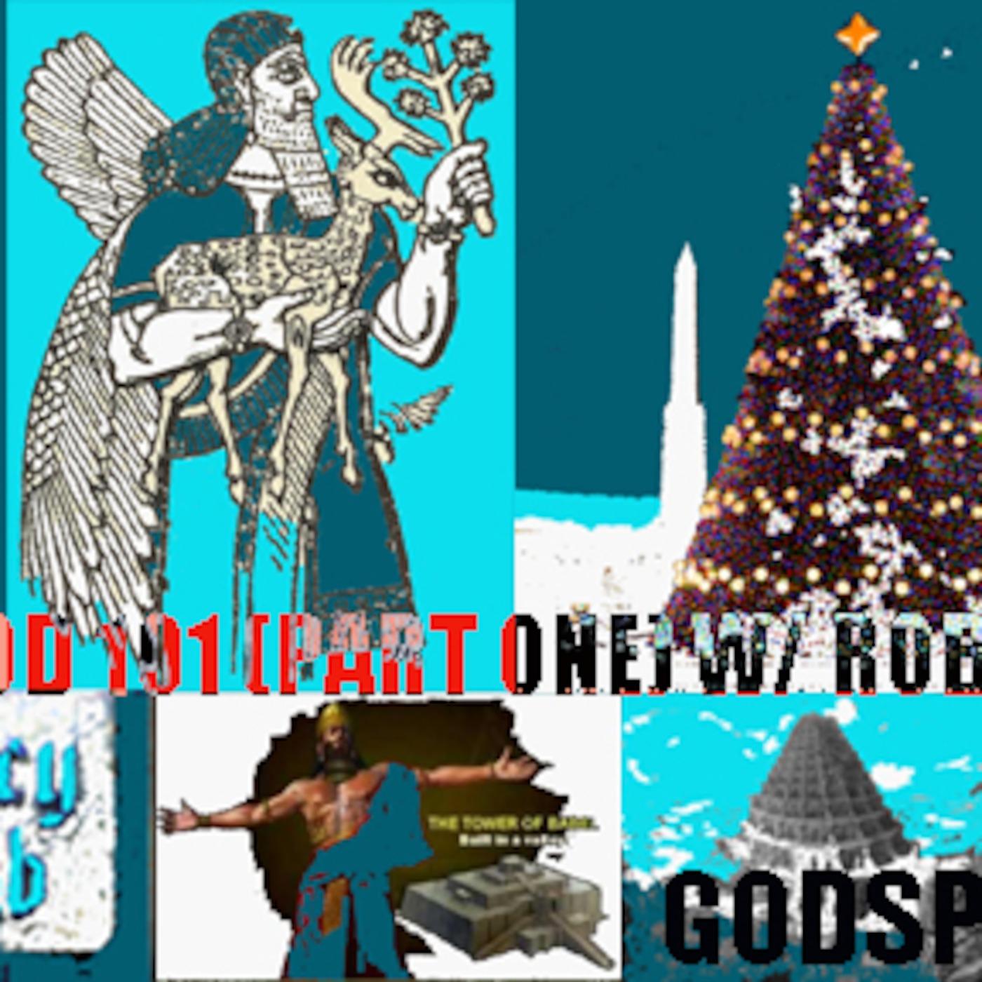 GPR-015 NIMROD 101 (PART ONE) W/ ROB SKIBA God\'s Property Radio podcast