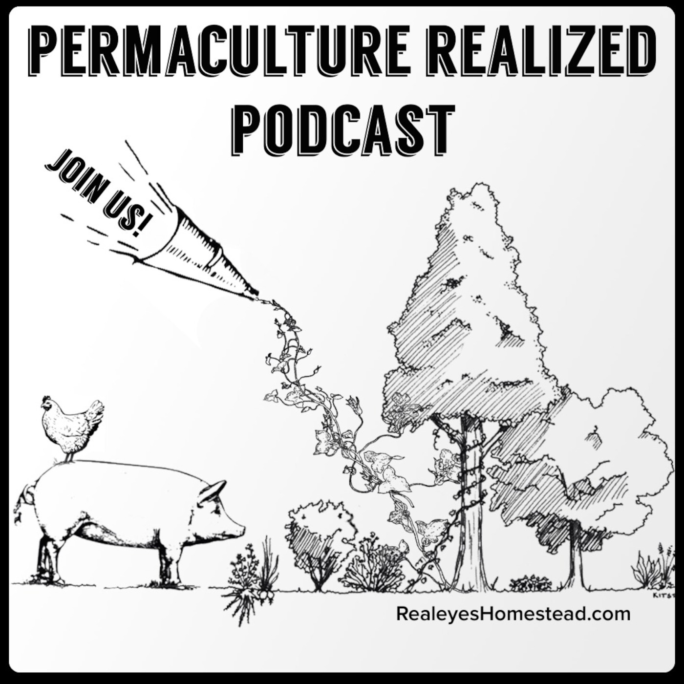OLD Permaculture Realized Podcast
